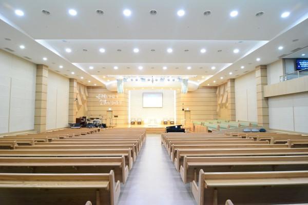 3층 대예배실1