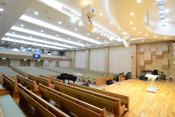 3층 대예배실3
